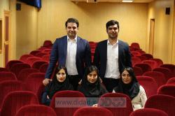 گزارش شرکت تیم ایرانی شرکت کننده در المپیاد جهانی داوری تجاری بین المللی (ویس موت)