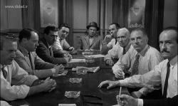 حقوق و سینما: معرفی فیلم ۱۲ مرد خشمگین (۱۹۵۷)