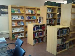 کتابخانه کرسی حقوق بشر، صلح و دموکراسی یونسکو