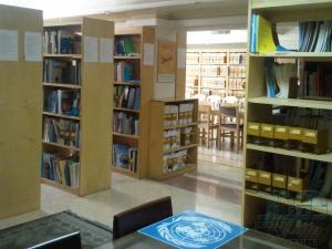 کتابخانه مرکز اطلاعات سازمان ملل متحد
