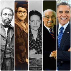 پرونده: معرفی پنج چهره برجسته سیاه پوست در تاریخ حقوقی معاصر آمریکا