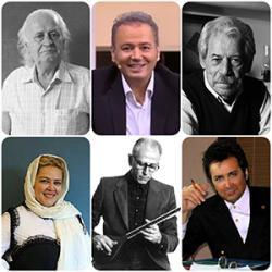 پرونده: هنرمندان معروف، حقوقدانان گمنام (ایران)