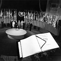 معاهدات و کنوانسیون ها